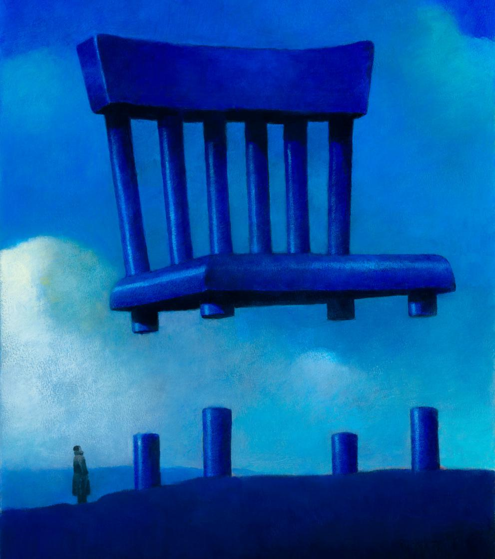 Brad Holland - Philosophers Chair